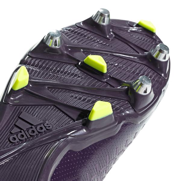 adidas MALICE ELITE SG Rugby Boots PUR