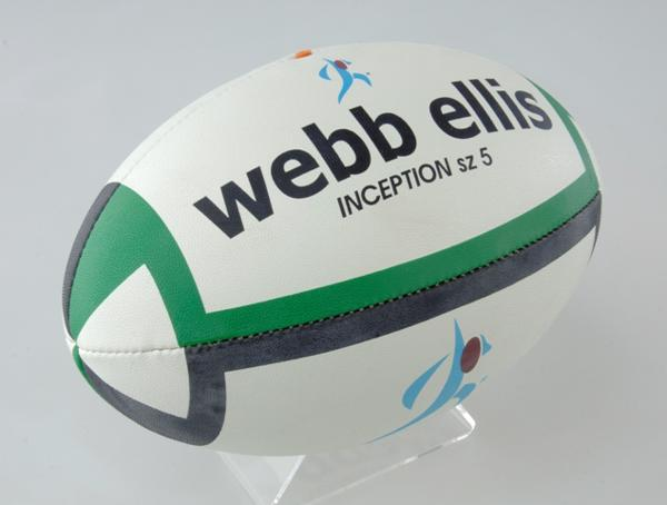 Webb Ellis Inception Match Rugby Ball