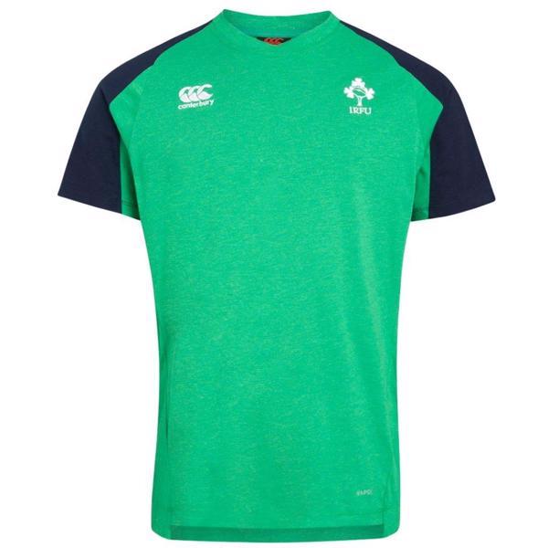 Canterbury Ireland Rugby Vapodri Cotton