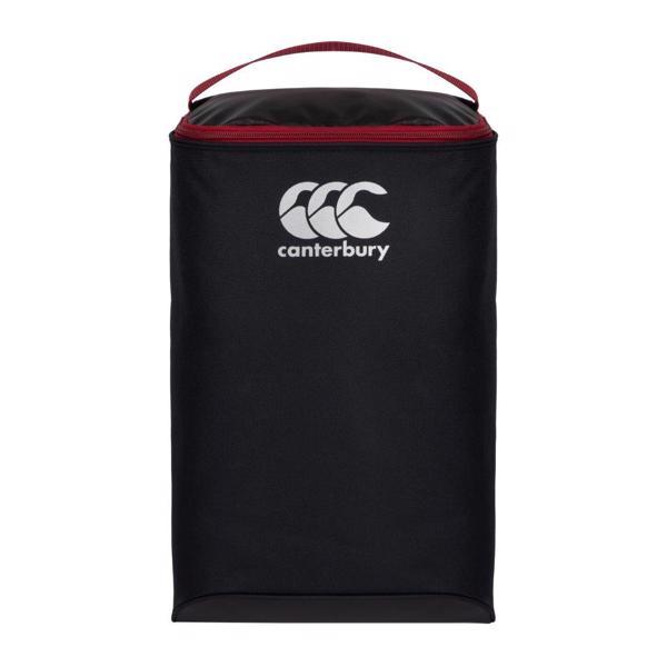 Canterbury Boot Bag BLACK/RED DHALIA