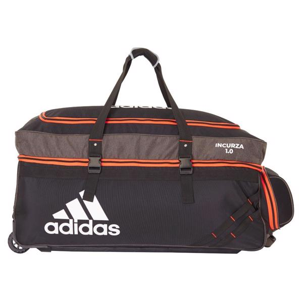 adidas INCURZA 1.0 Cricket Wheelie Bag