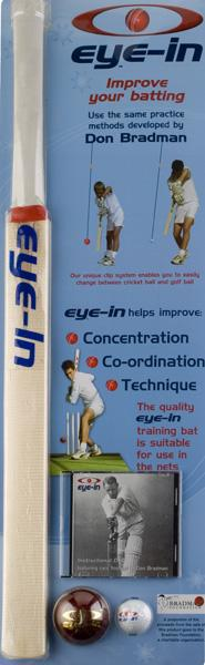 Eye In Cricket Training Aid