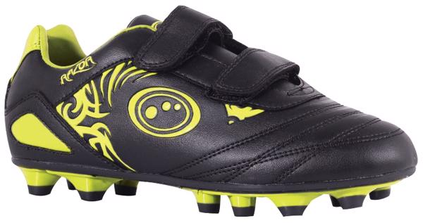 Optimum Razor Velcro Moulded Rugby Boots