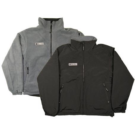 KooGa Storm Reversible Fleece Jacket