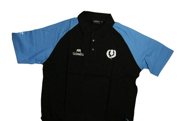 Cotton Traders Guinness Supporters Polo