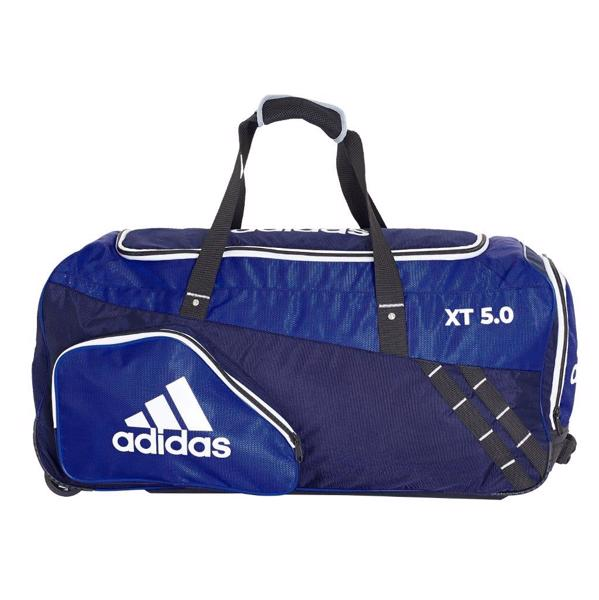 adidas XT 5.0 Cricket Wheelie Bag JUNI