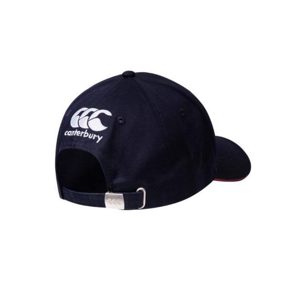 Canterbury England Rugby Cotton Cap NAVY