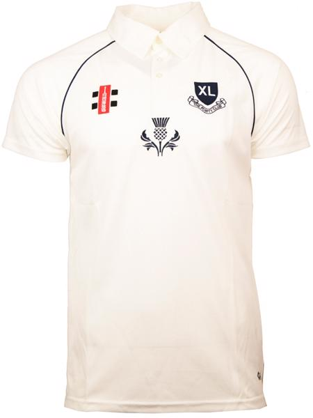 XL CLUB SCOTLAND GN Matrix S/S Cricket
