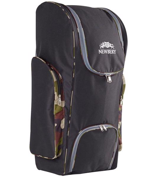 Newbery BIG Duffle Bag BLACK/CAMO