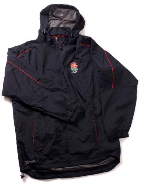 England Rugby Rain Jacket