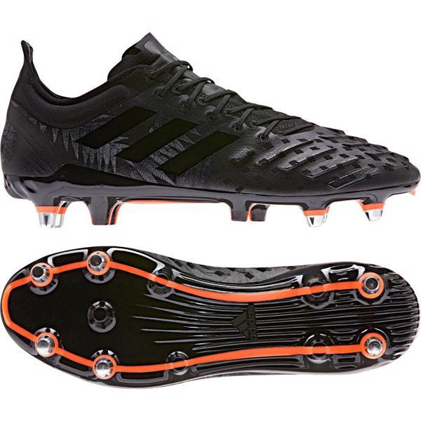 adidas PREDATOR XP SG Rugby Boots BLAC