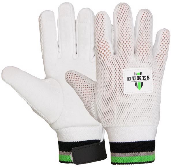 Dukes Cotton Padded WK Inner Gloves