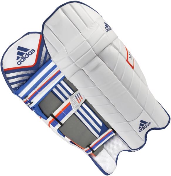 adidas CX11 Cricket Batting Pads JUNIOR