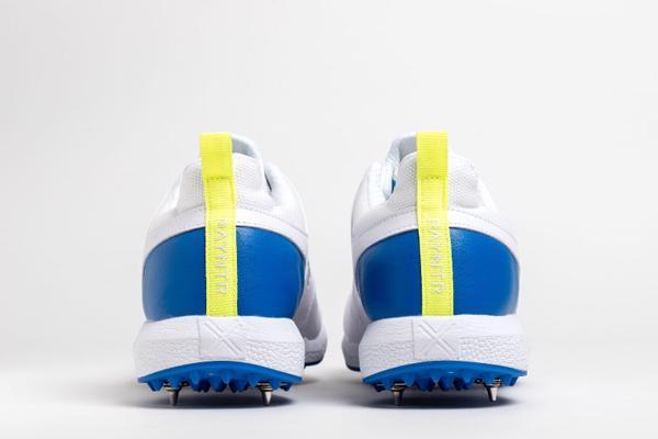 Payntr V Spike Cricket Shoes BLUE