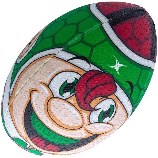 Gilbert Christmas Elf Rugby Ball SIZE