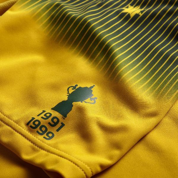 Asics RWC2015 Wallabies Home Rugby Shirt