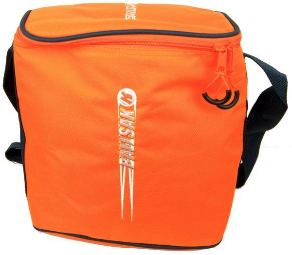 BallSak Cricket Ball Carry Bag, ORANGE