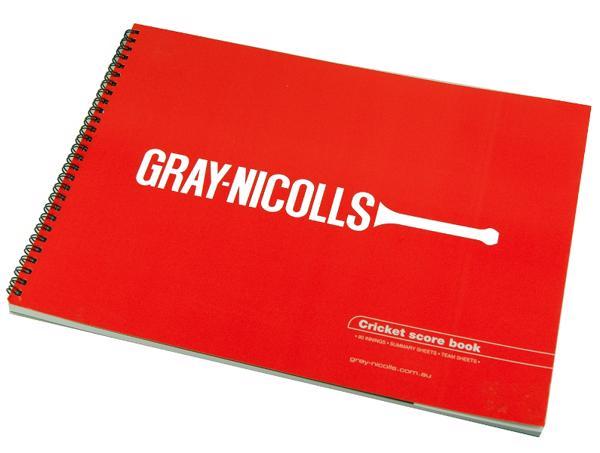 Gray Nicolls 80 Innings Cricket Scoreboo