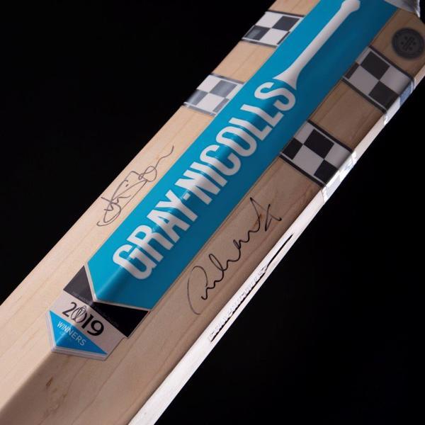 Gray Nicolls ICC CWC Blue PLAYERS Winn
