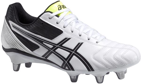 Asics GEL-Lethal TACKLE Rugby Boots WHIT