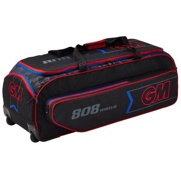 Gunn & Moore 808 Cricket Wheelie Bag