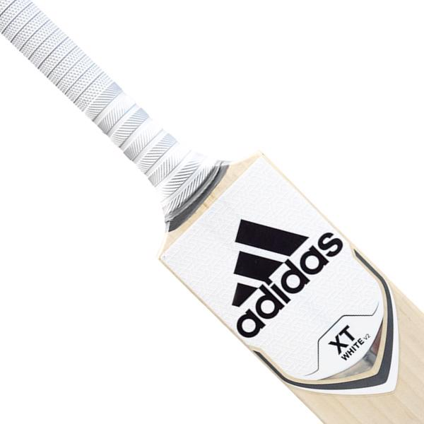 adidas XT 4.0 WHITE v2 Cricket Bat