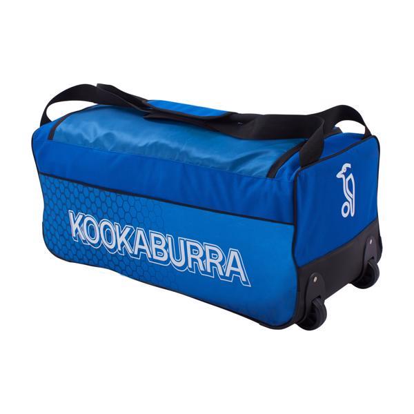 Kookaburra 5.0 Cricket Wheelie Bag JUNIO