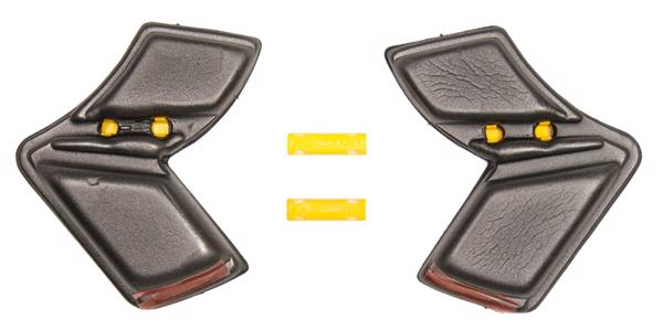 Masuri VS Test Ear Pads Clipped