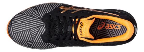 Asics FuzeX MENS Running Shoes, ALUMIN