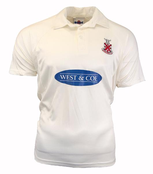 Hornchurch Morrant PRO S/S Cricket Shirt