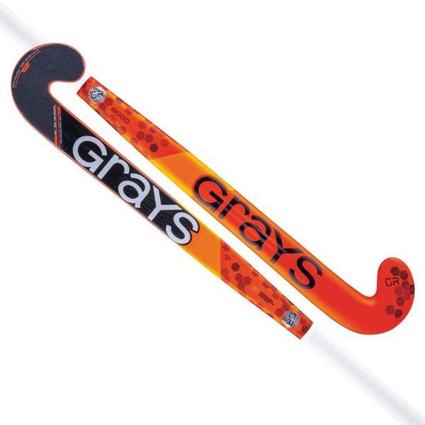 Grays GR8000 Midbow Hockey Stick