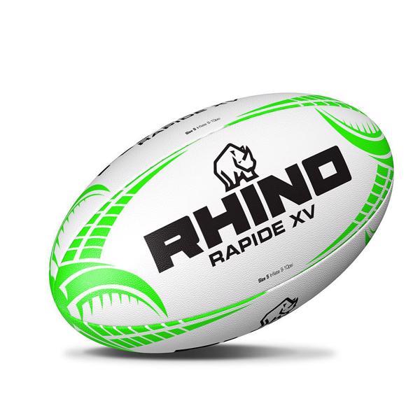 Rhino Rapide XV Training Rugby Ball