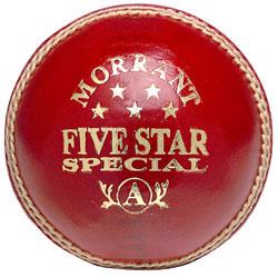 Morrant 5 Star Special A Cricket Ball