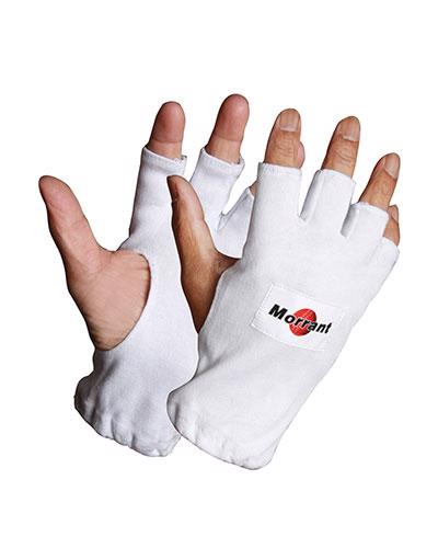 Morrant Fingerless Cotton Cricket Batting Inner Gloves