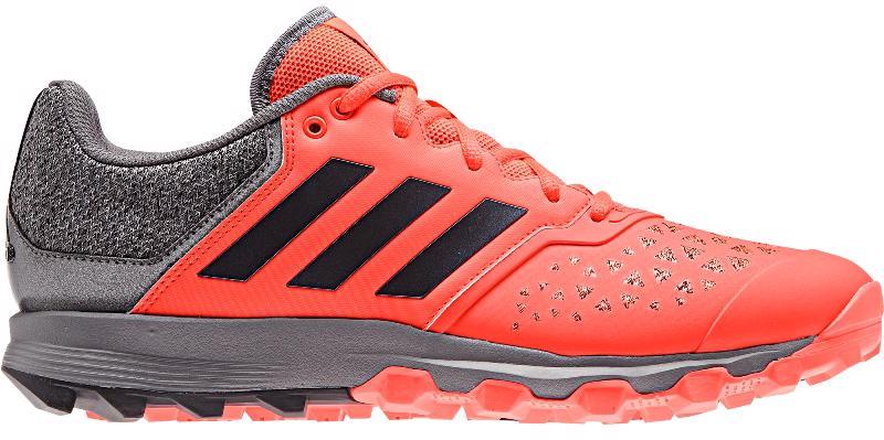 adidas Flexcloud Hockey Shoes RED/BLACK