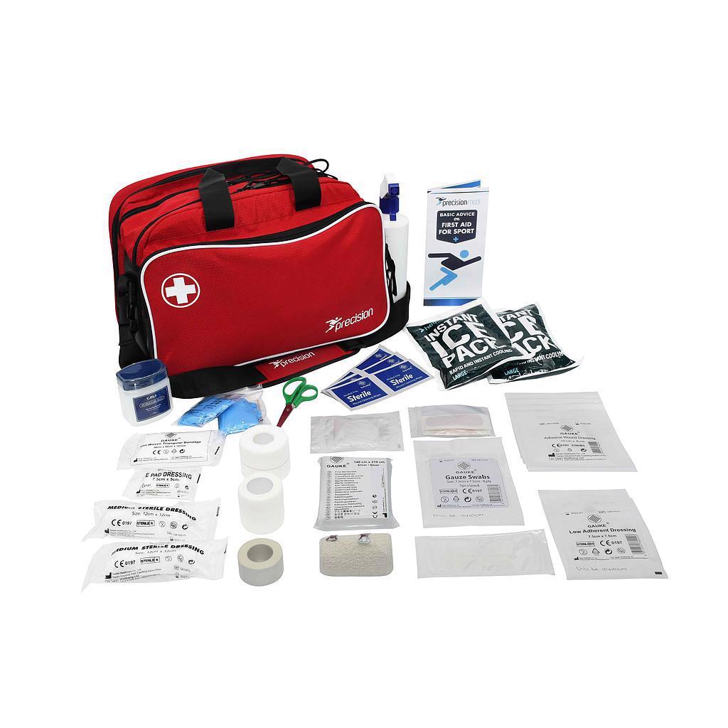 Precision Pro HX Run On Touchline Medi Bag With Contents