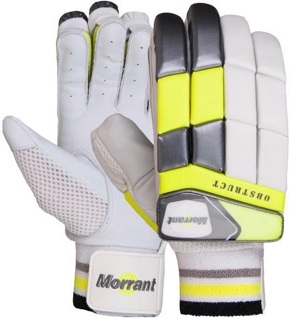 Morrant Obstruct Cricket Batting Gloves