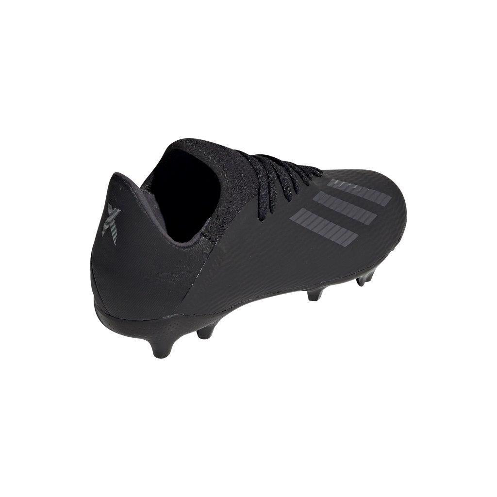 adidas X 193 FG J Football Boots BLACK