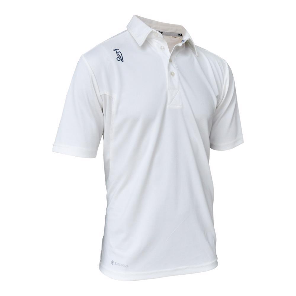 Kookaburra Pro Players Cricket Shirt JUNIOR