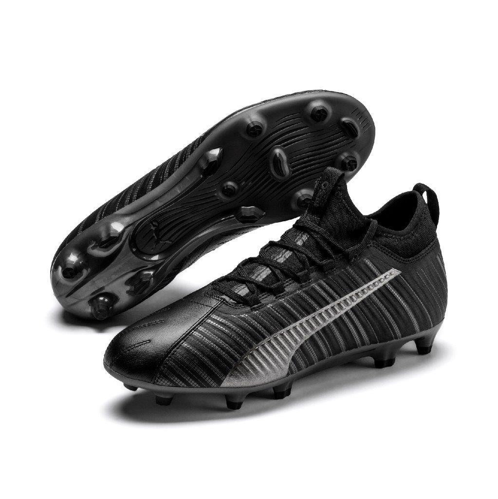 Puma ONE 5.3 FG/AG Football Boots BLACK