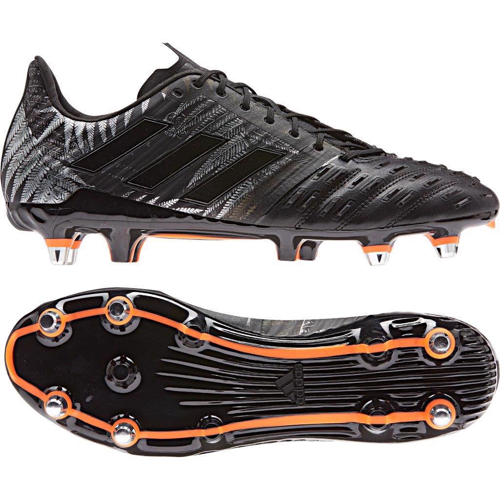 adidas PREDATOR MALICE Control Rugby Boots BLACK