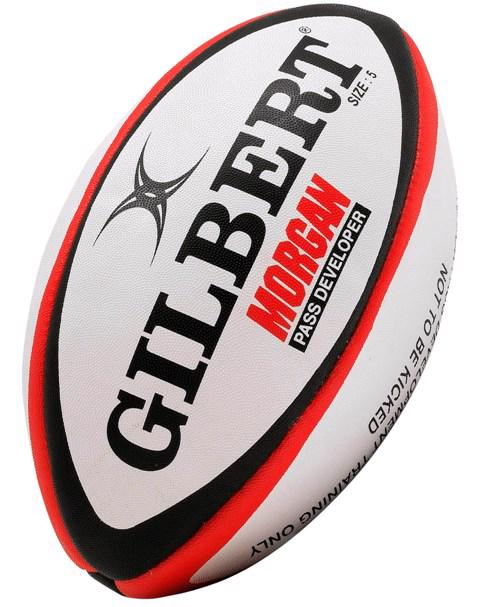Gilbert Morgan Pass Developer Heavyweight Rugby Ball