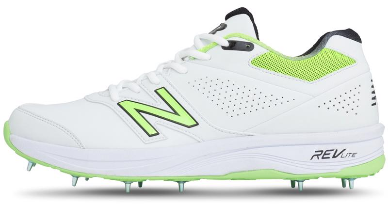 New Balance CK4030 W3 Spike Cricket Shoes GREEN