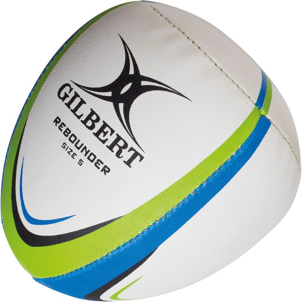 Gilbert Rebounder Rugby Training Half Ball
