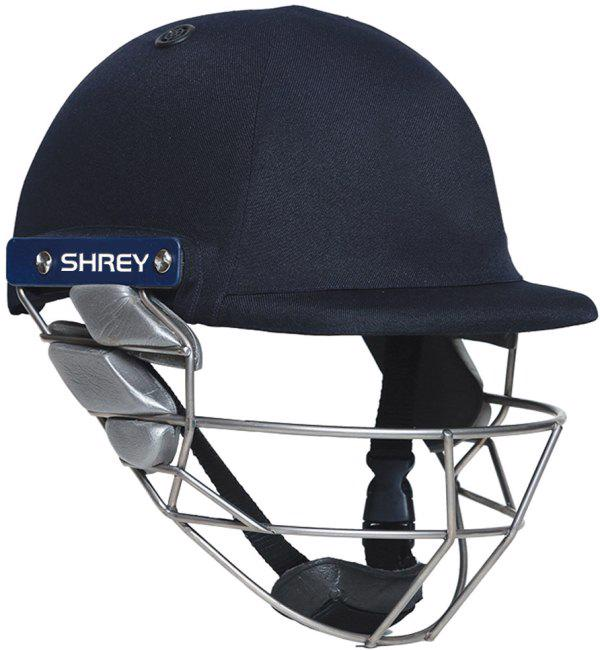 Shrey WICKET KEEPING Air 2.0 Helmet STAINLESS STEEL Grille