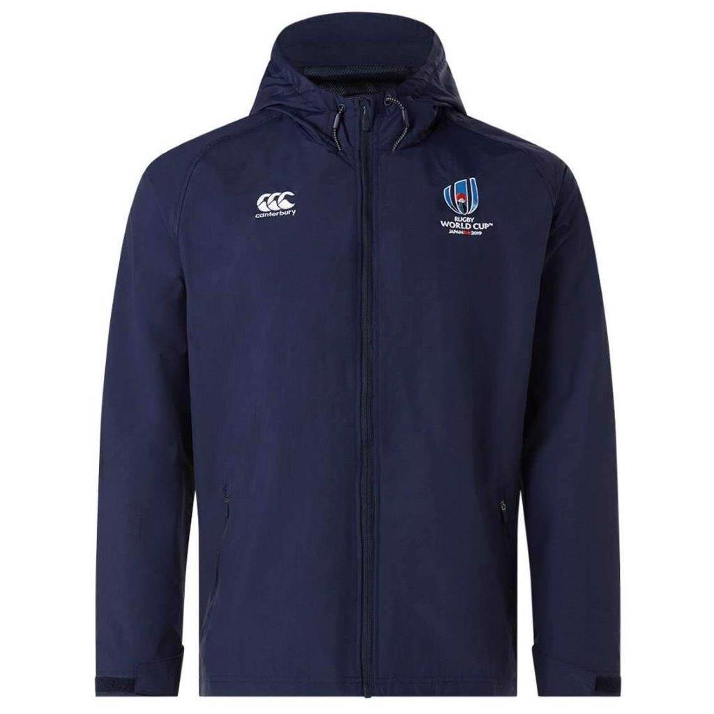 Canterbury RWC 2019 Rain Jacket NAVY