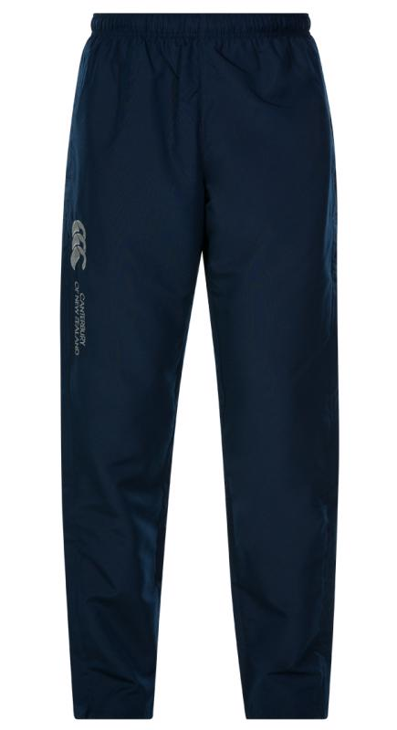 Canterbury Tapered Open Hem Stadium Pant NAVY/GREY