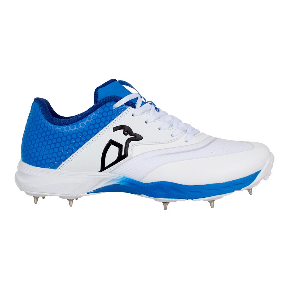 Kookaburra KC 2.0 Spike Cricket Shoe BLUE