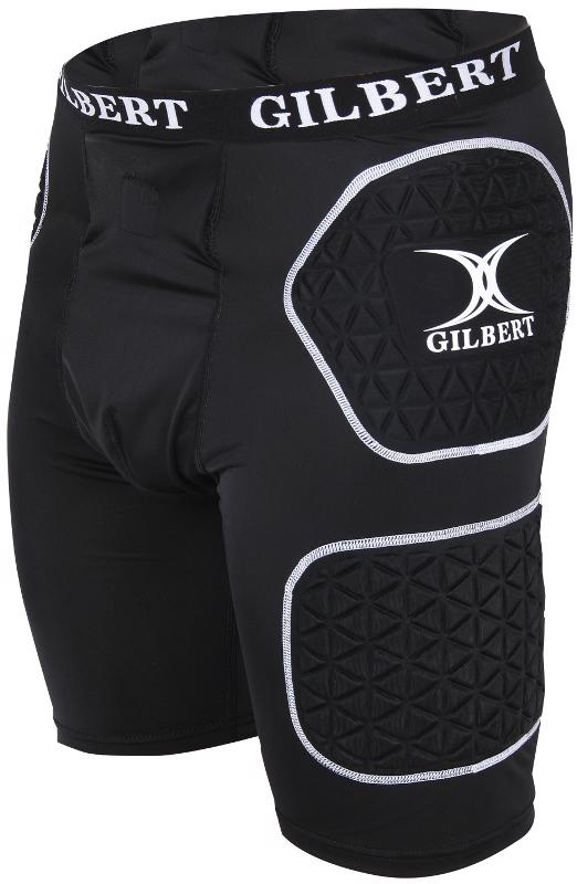 Gilbert Protective Rugby Shorts