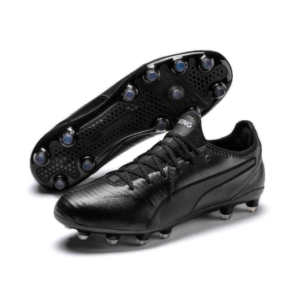 Puma KING PRO FG Football Boots BLACK